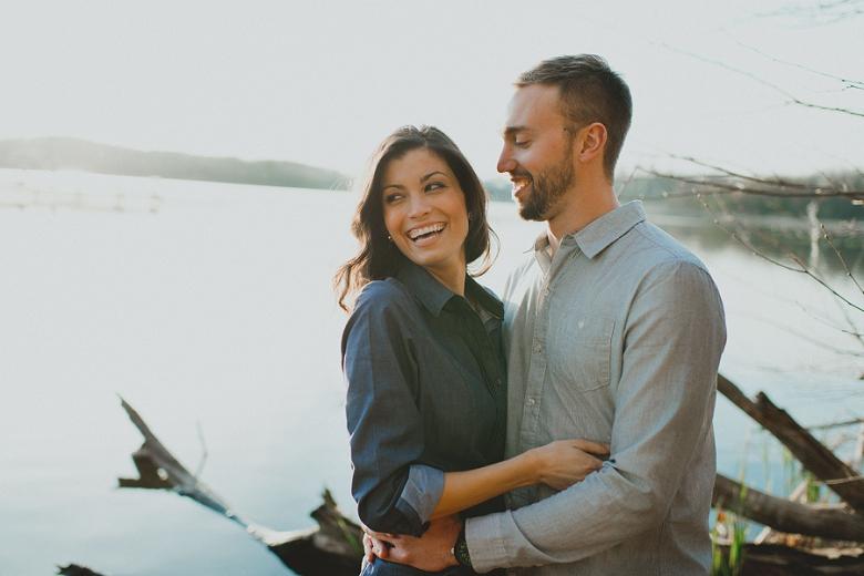 Lakeside-engagement-adventure