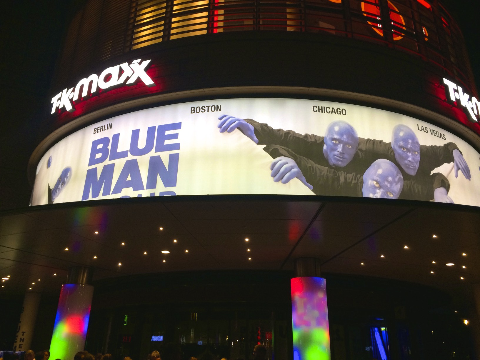 Blue Man Group Berlin - Must Go-See Performance!
