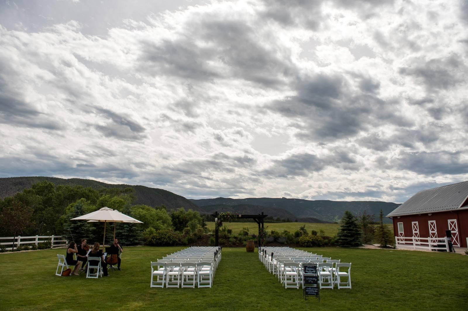 Couture Colorado: Real Wedding
