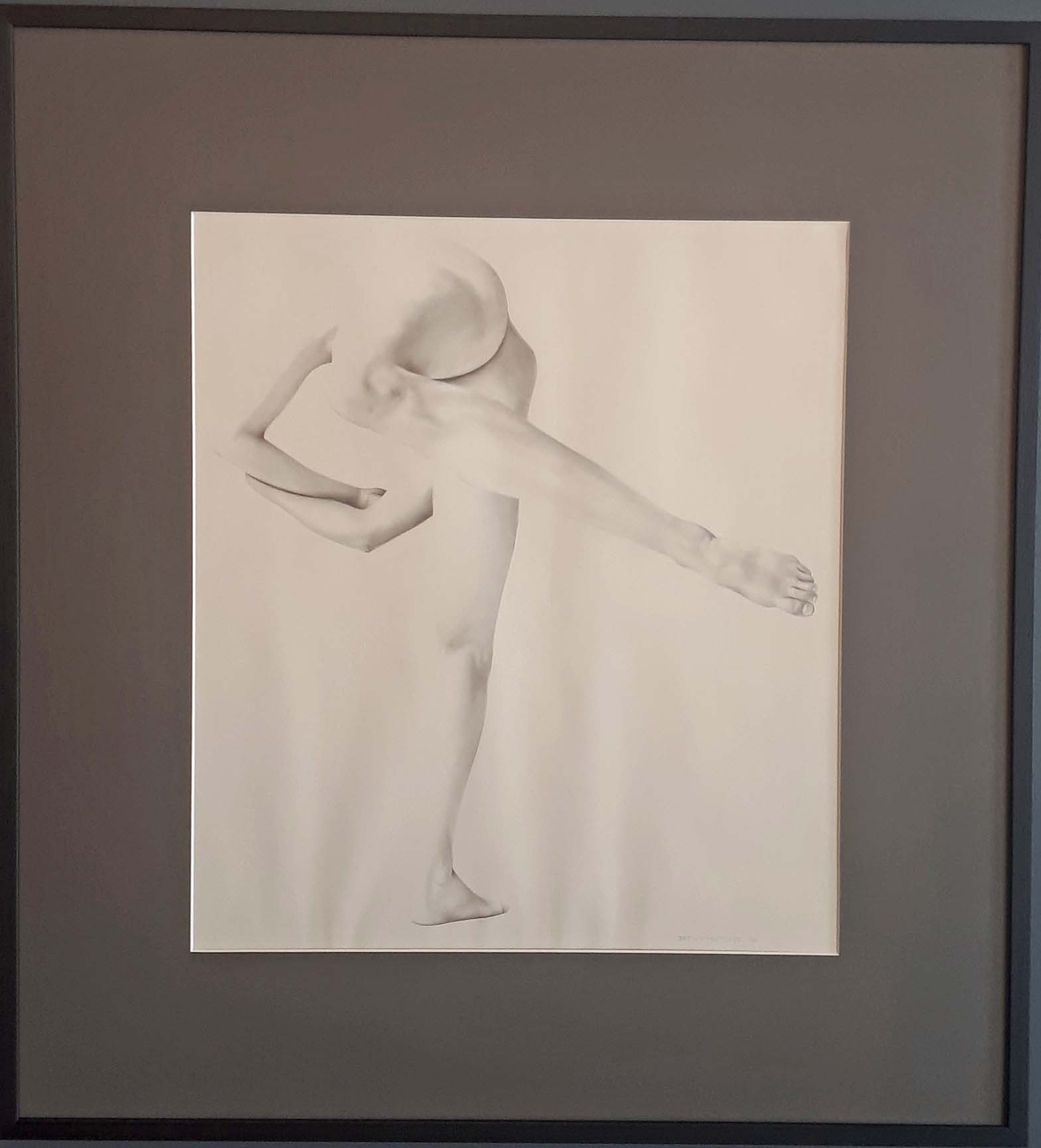 Drew McRitchie, B.C., Graphite on Paper, Size: 29 x 31, Price: 395.00