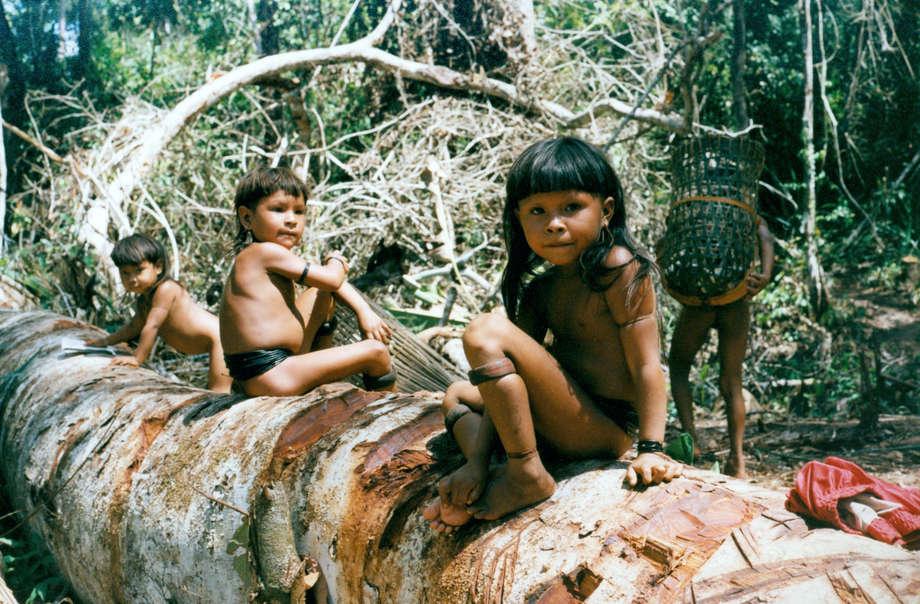 Photo © Fiona Watson/Survival International