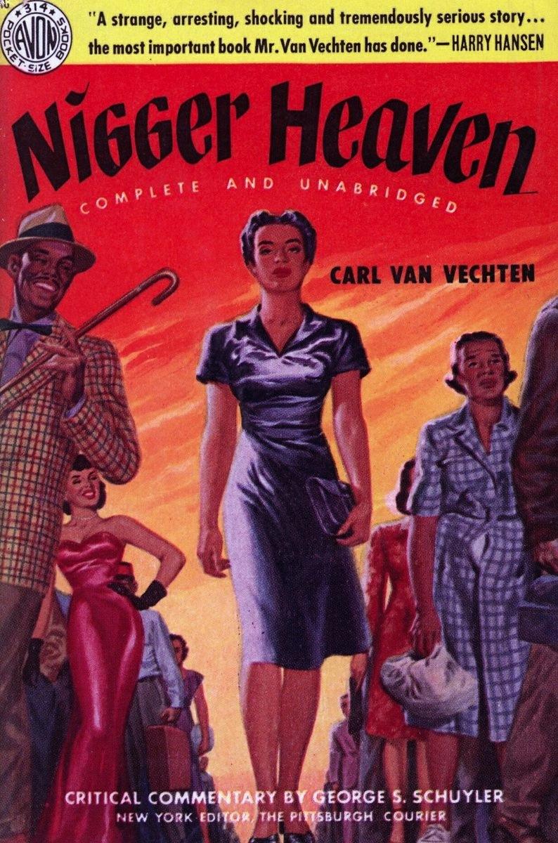 Nigger Heaven by Carl Van Vechten, 1926