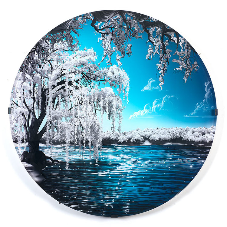 SEASONS - WINTER from Season Series: C-Print on Acrylic