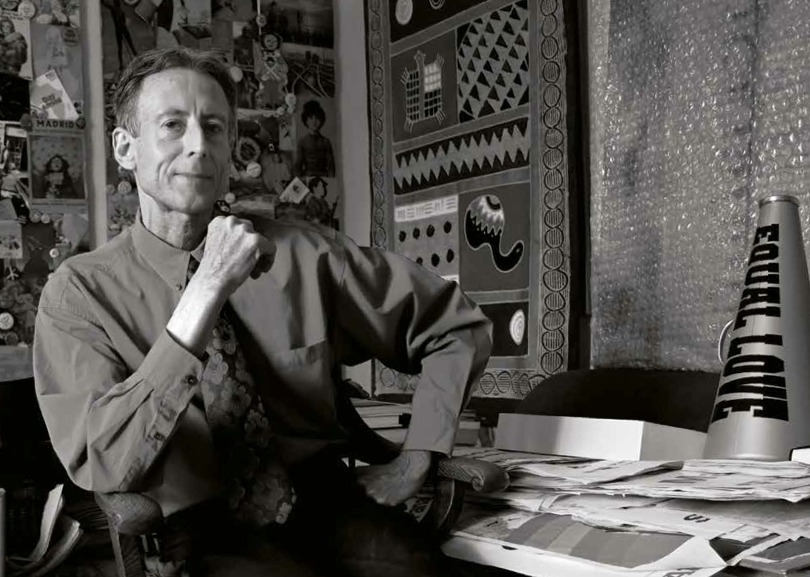 Peter Tatchell, Aged 62, 2014