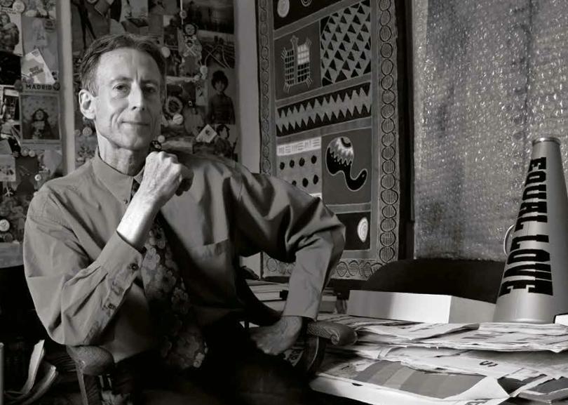 Peter Tatchell, Aged 62, 2014