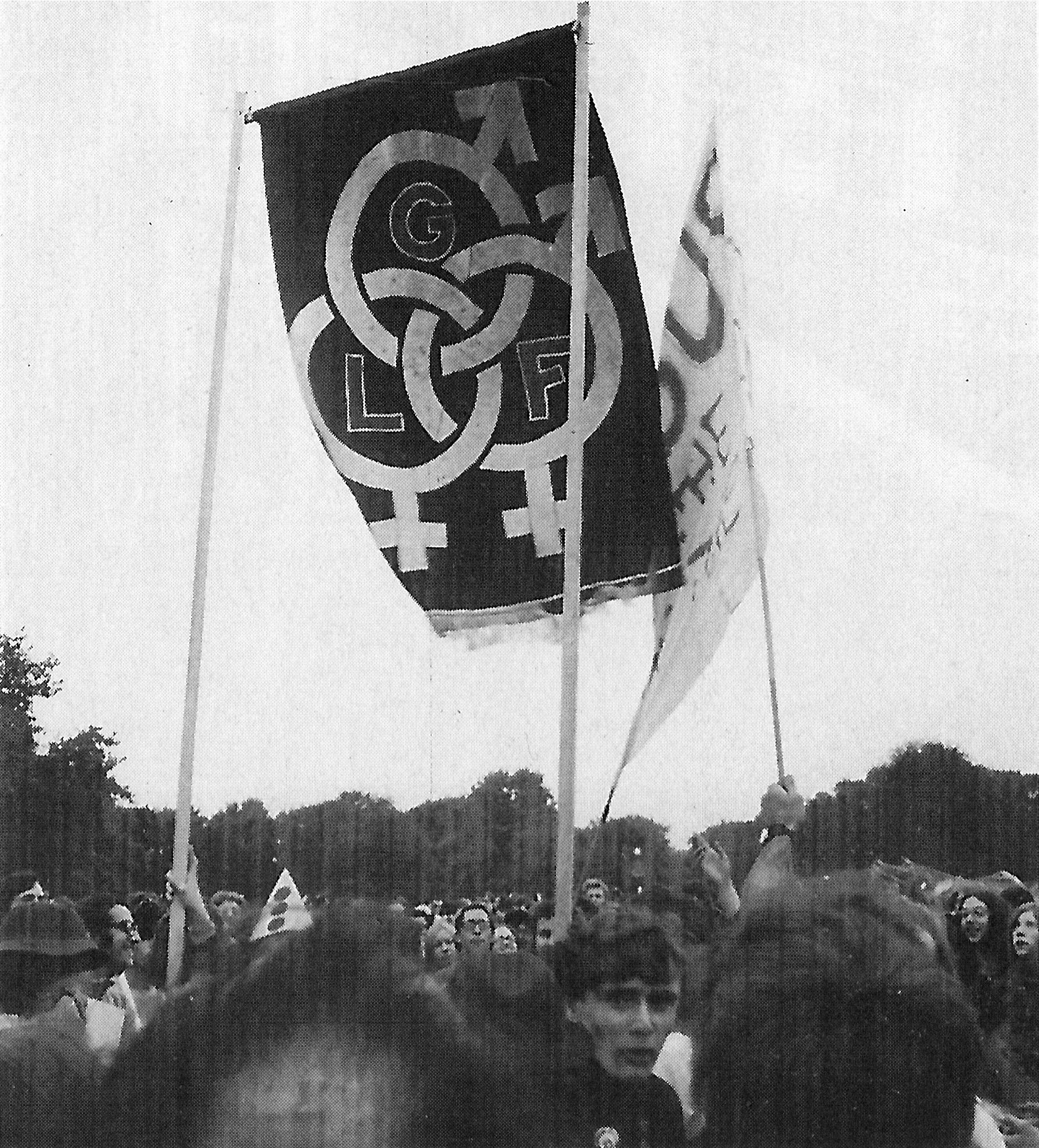 GLF Miss World Protest, 1971