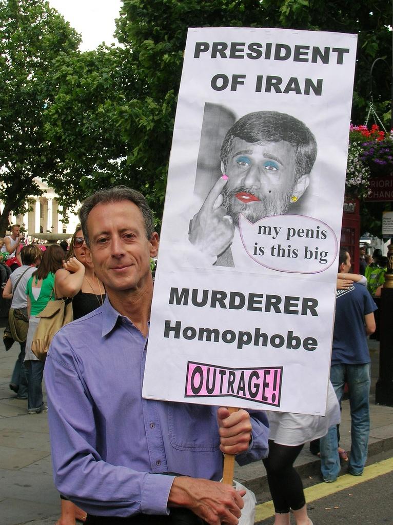 Iran - Pride London 2008