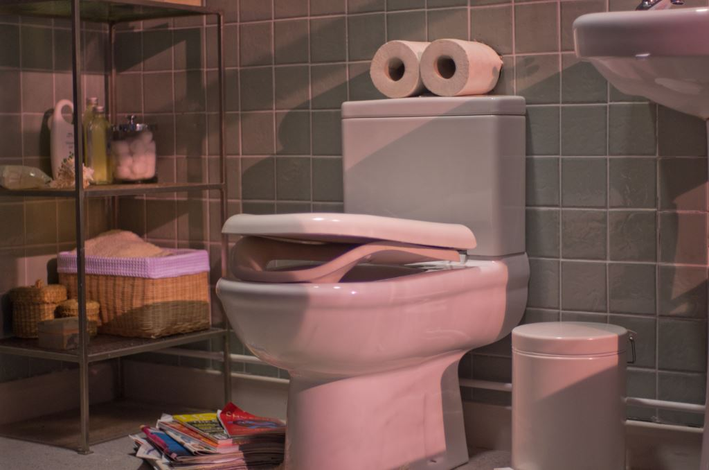 Singing toilet made in 48 hours for WaterAid ad