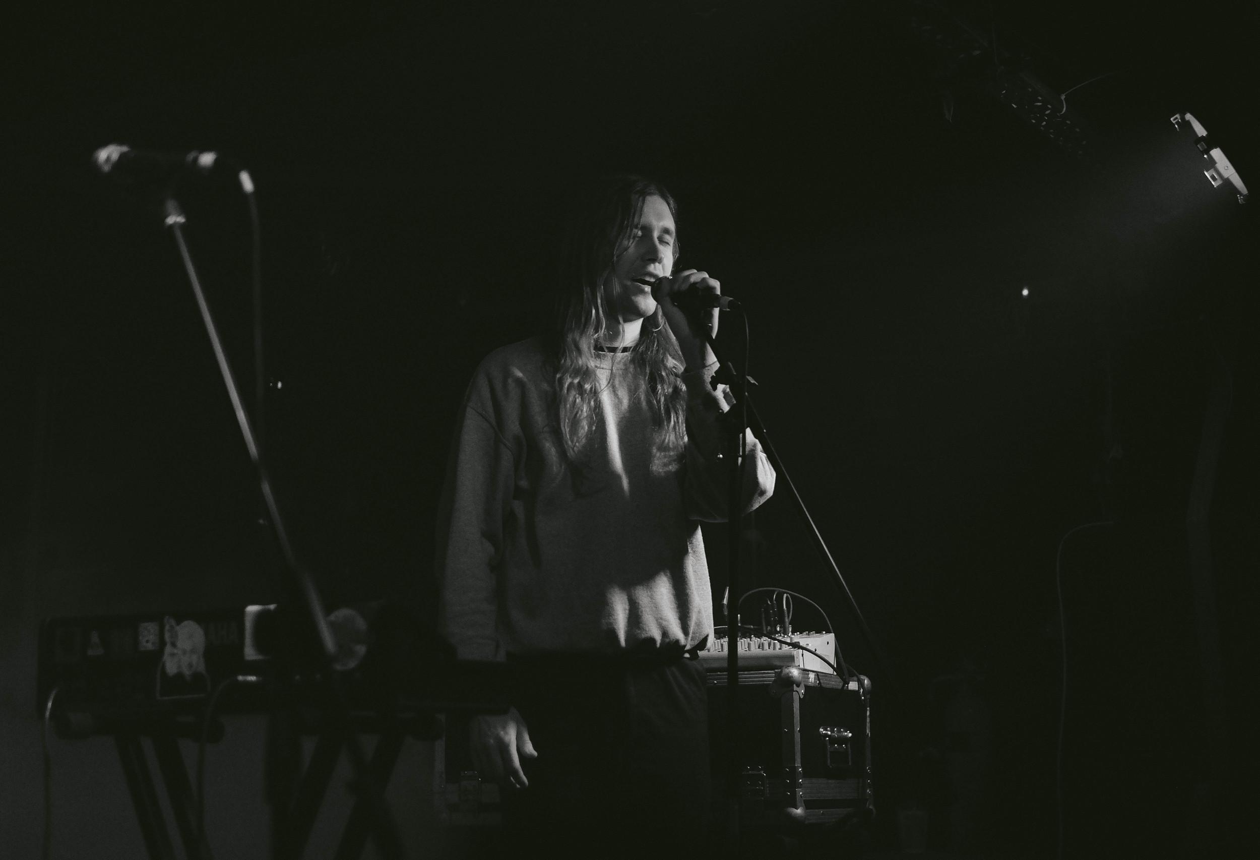 Jaakko Eino Kalevi at Electrowerkz, London 2015