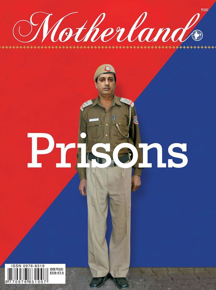 Motherland magazine,   ' Prisons   'Issue #6
