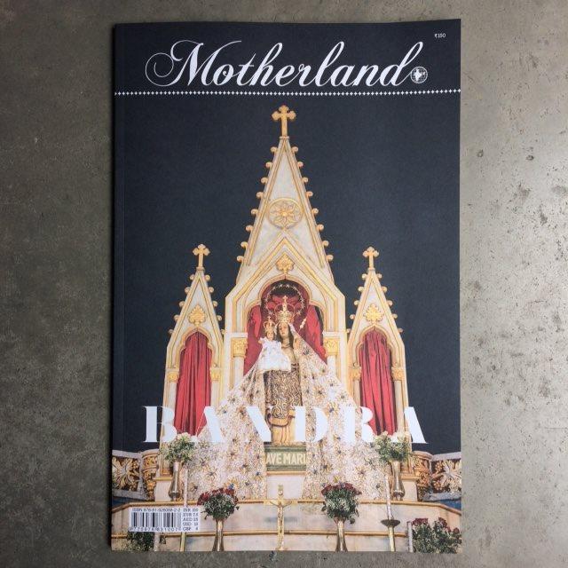 ' Bandra   ' Motherland magazine Issue #14