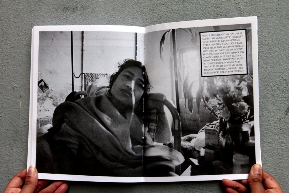 An extract   from   Motherland magazine, the   'Northeast  'Issue #4