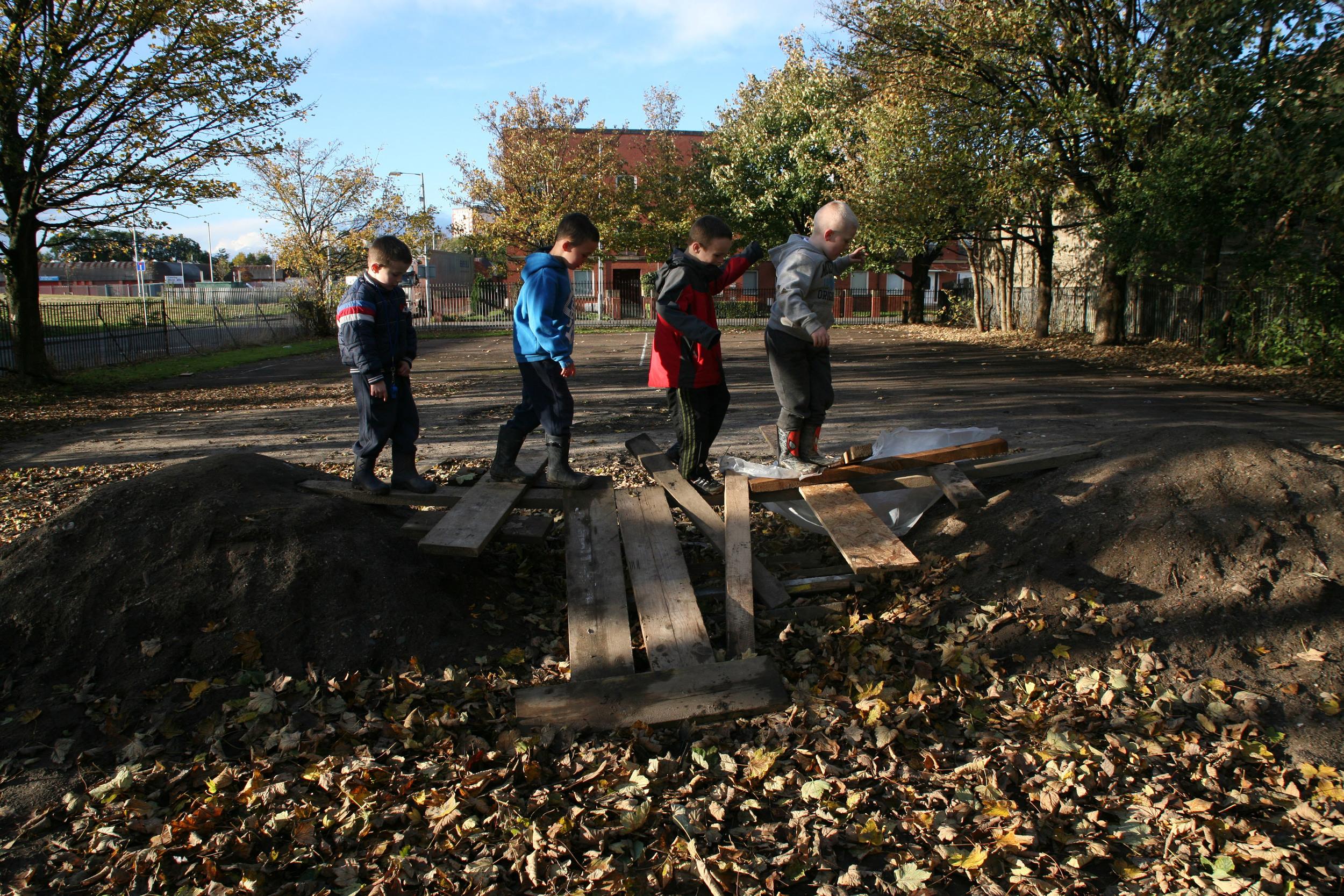 Baltic Street Adventure Play