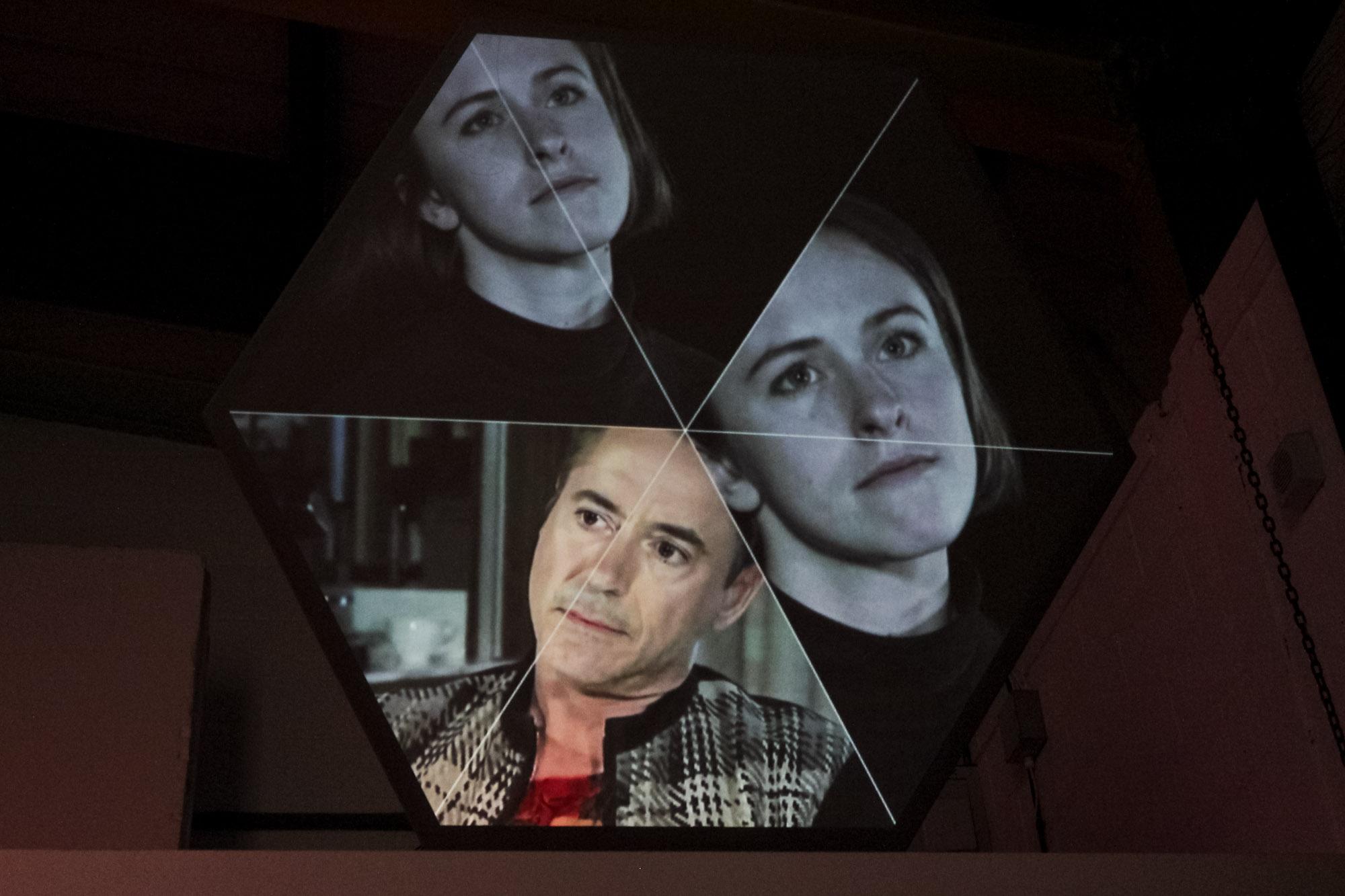 Benji Jeffrey,'Somewhere Between an Act and an Actor', Royal College of Art 2016