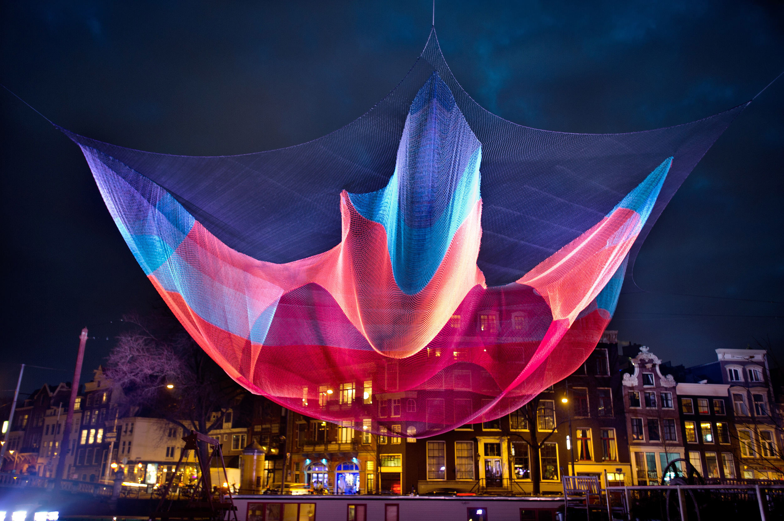 Amsterdam Light Festival, 2015
