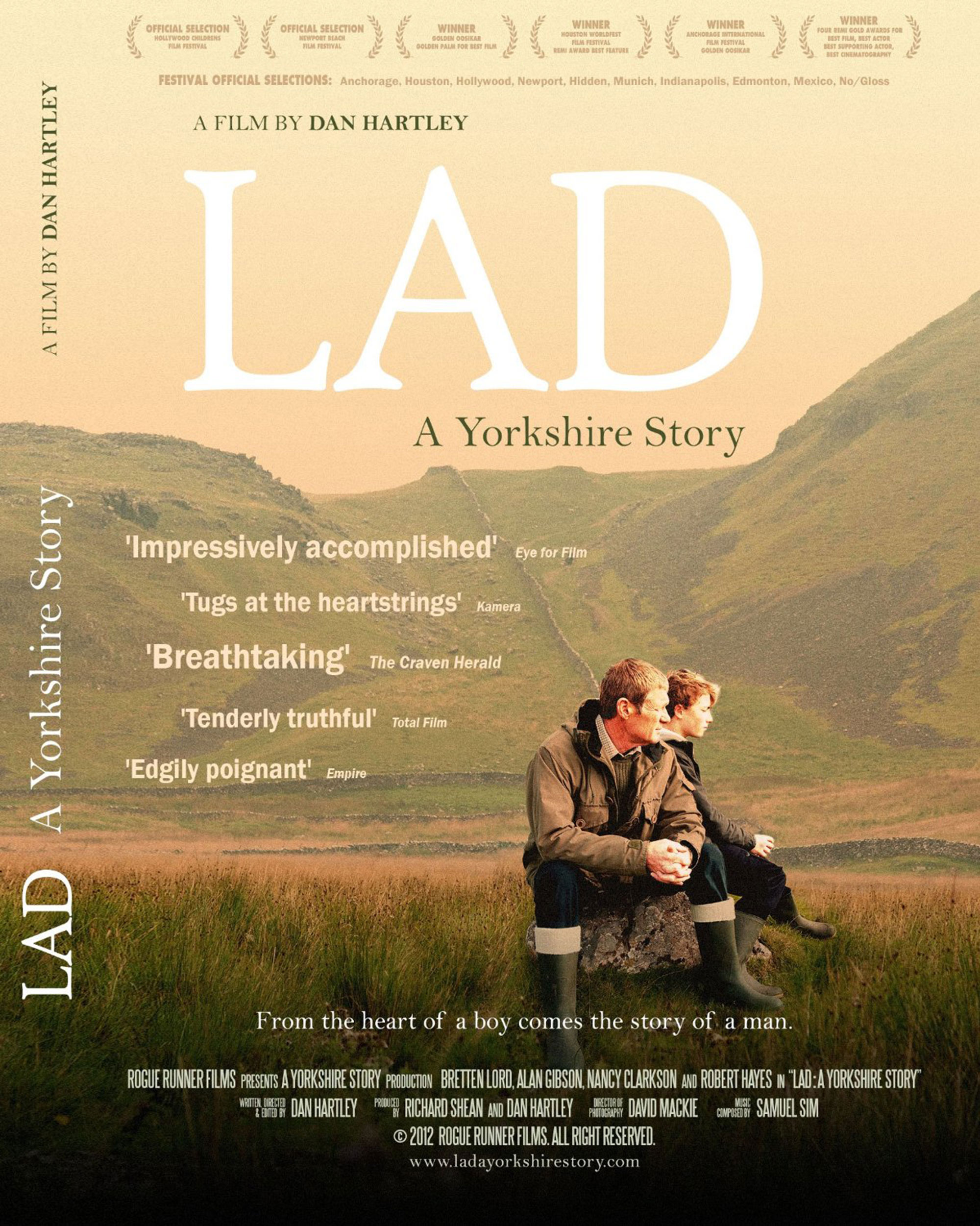LAD: A YORKSHIRE STORY