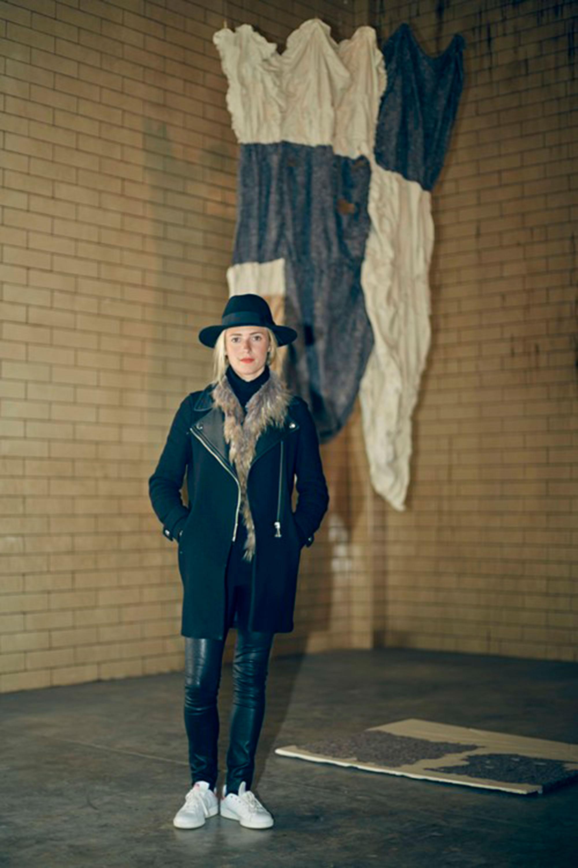 MARINE TANGUY ART PRESENTS 'FRAGMENTS OF'