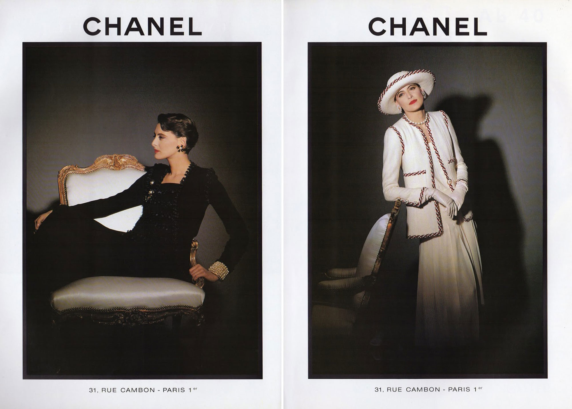 THE CHANGING FACES OF FASHION
