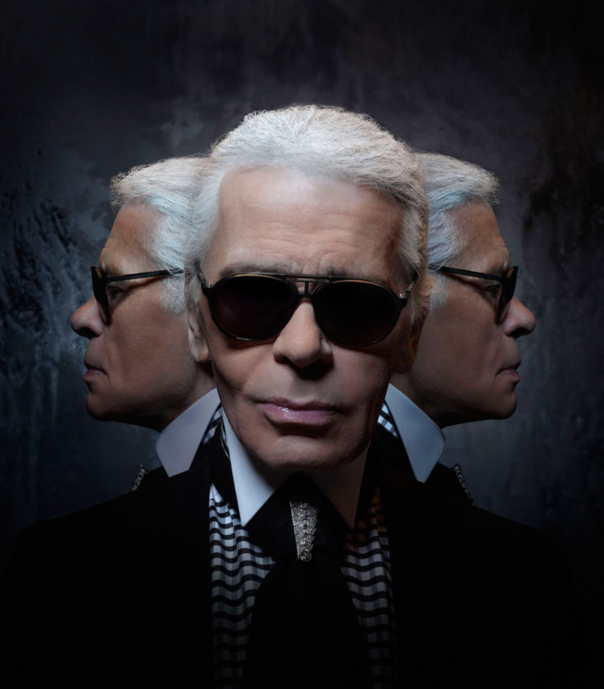 KARL LAGERFELD - MASTER OF DISTRACTION