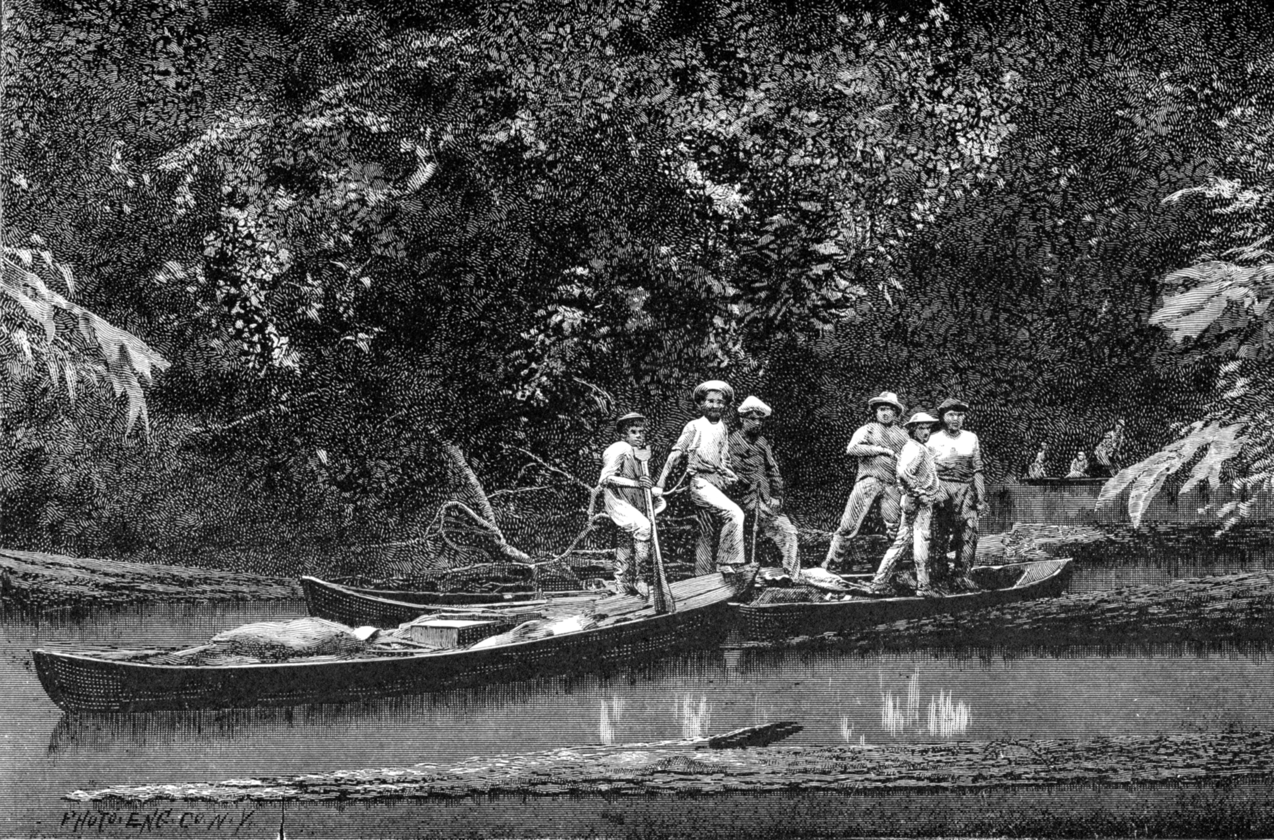 The Panama Canal,1879