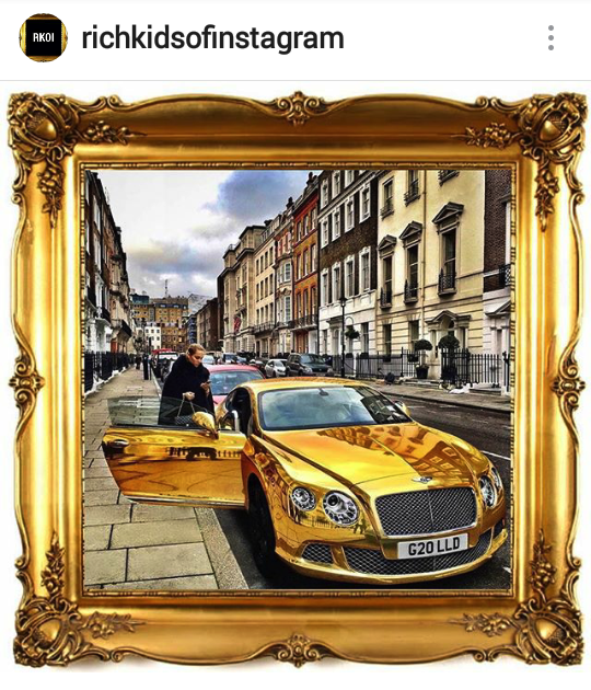 """"""" I believe in the gold standard. """" 🔝💰 -@galinagenis"""
