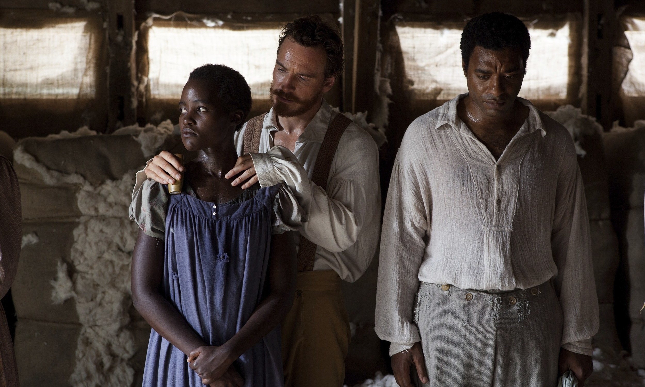 A scene from  12 Years a Slave,  2013, directed by Steve McQueen.