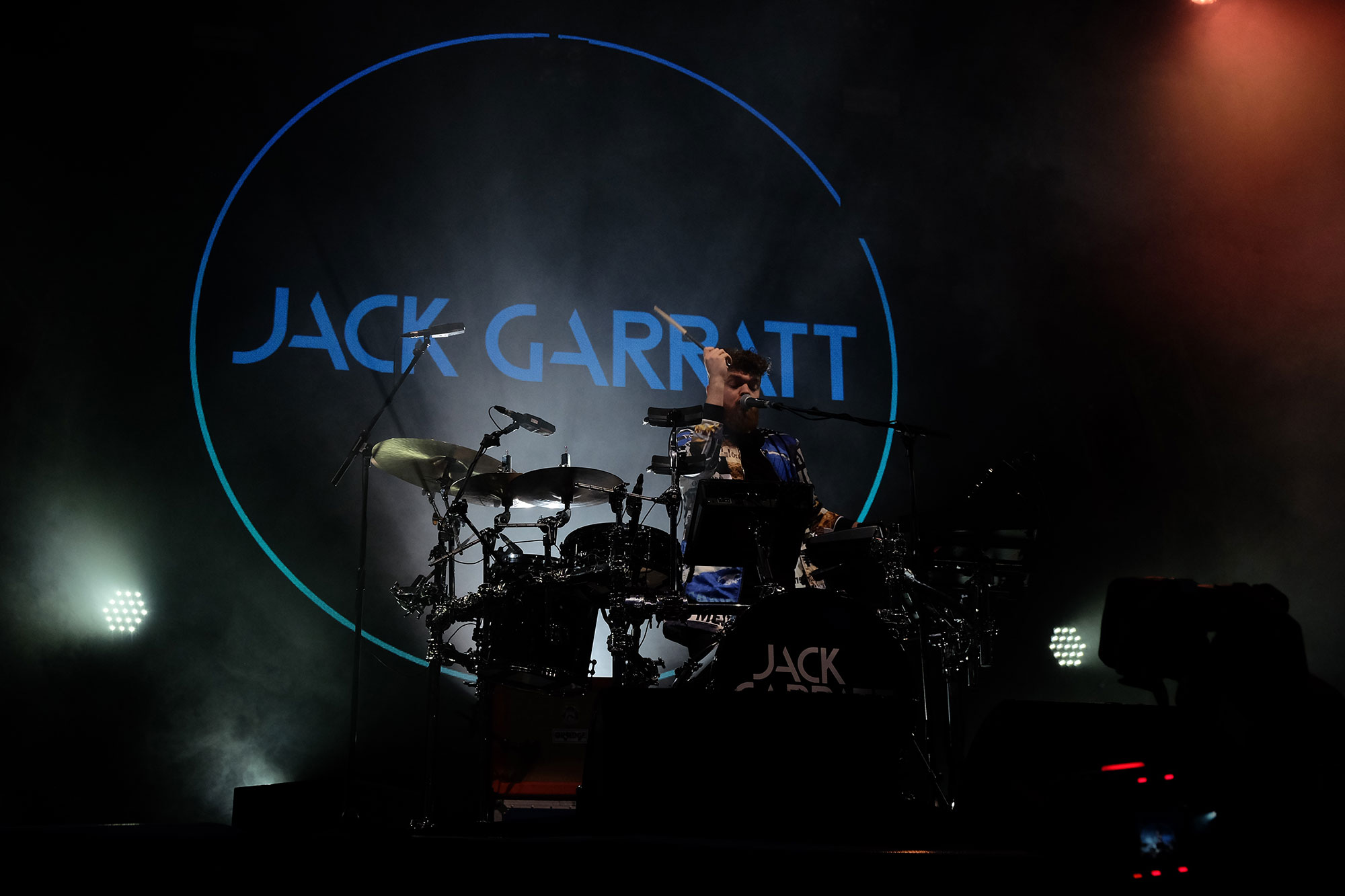 Jack Garratt at Glastonbury Festival, 2016