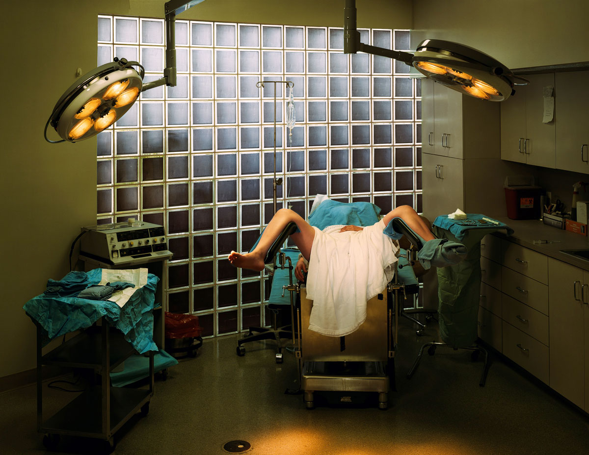 Hymenoplasty Cosmetic Surgery , 2007 by Taryn Simon.