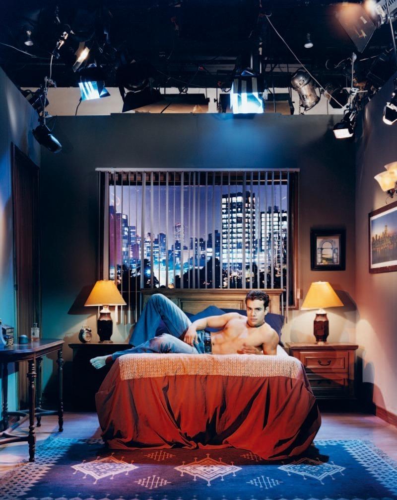 Daniel Cortes, CEA, Televisa Acting School , 2004 by Stefan Ruiz.