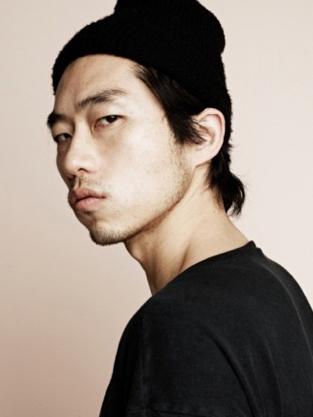 A self portrait of photographer Doh Lee.