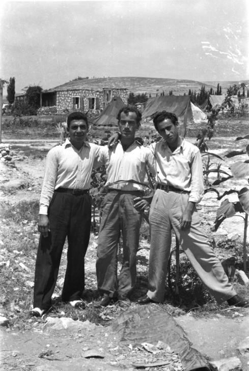 South Lebanon, 1952 by Akram Zaatari.