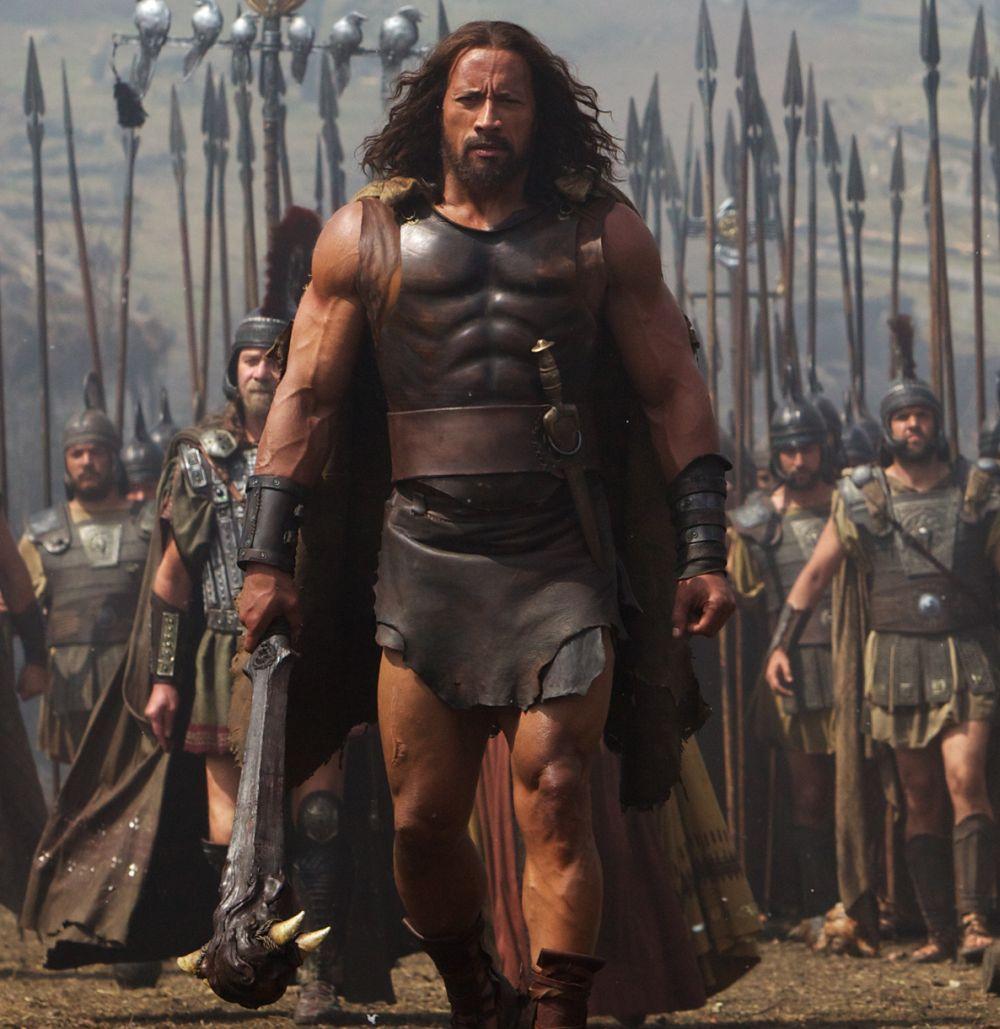 A still from ' Hercules '2014, directed by Brett Ratner