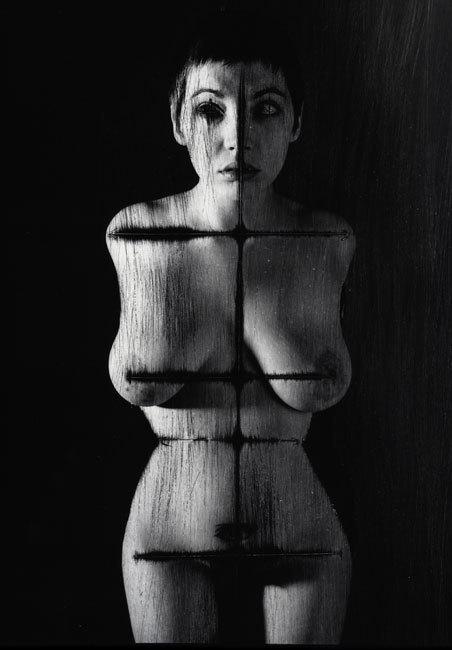 Undated  Stigmata II by Philippe Bréson.