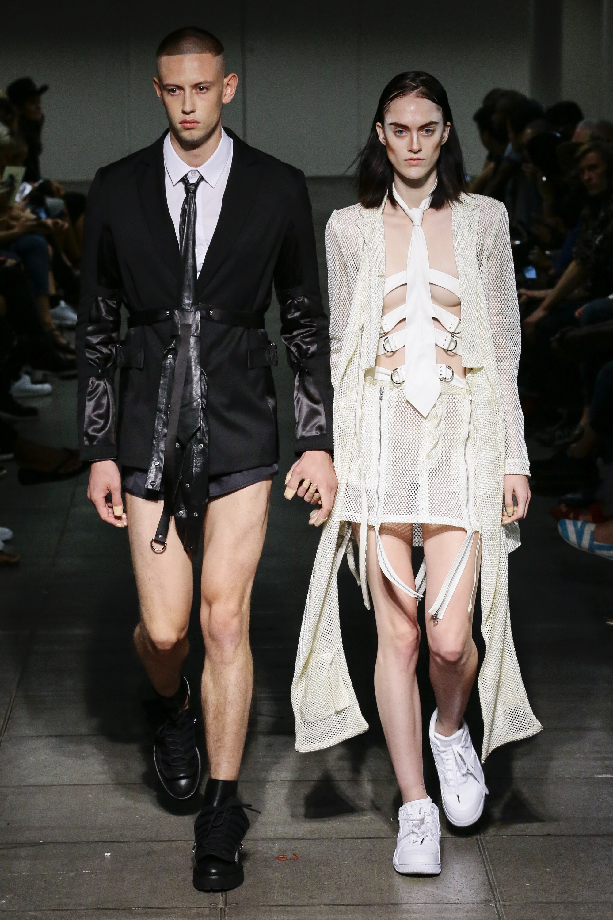 FOR ONE AND ALL: THE END OF GENDER DIVIDES IN FASHION