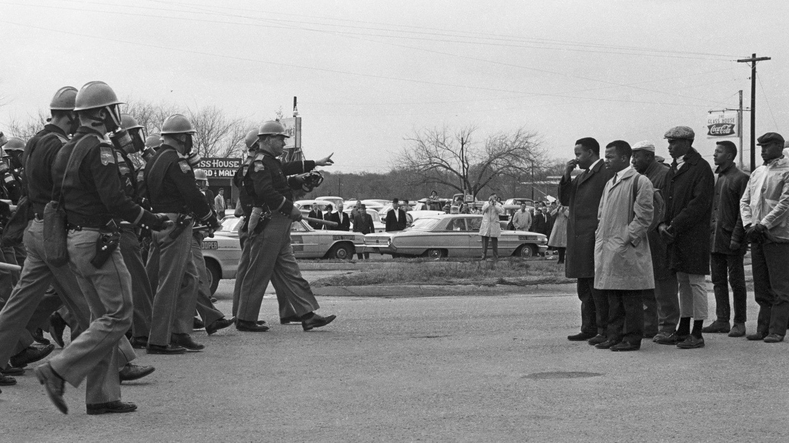 A still from ' I Am Not Your Negro ', 2016 documentary by Raoul Peck.
