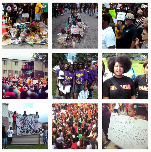 Instagram: #BlackLivesMatter