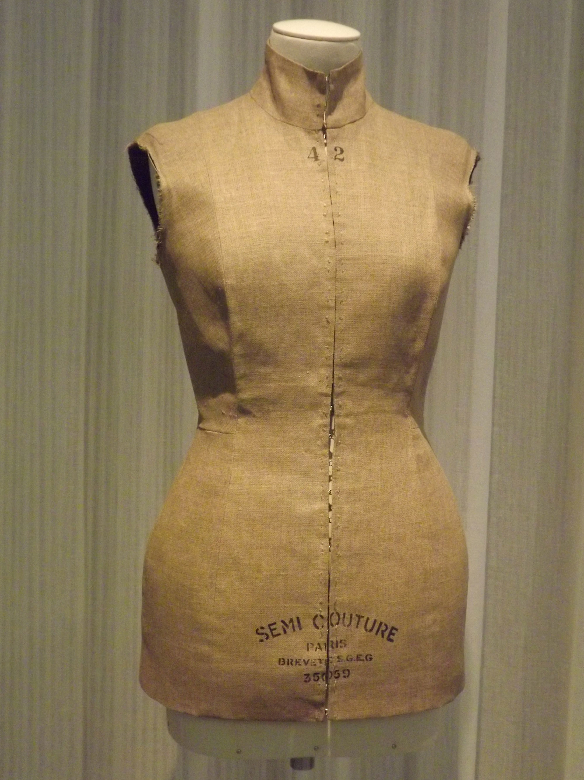 Stockman Dress  from Maison Martin Margiela SS'1997 collection.