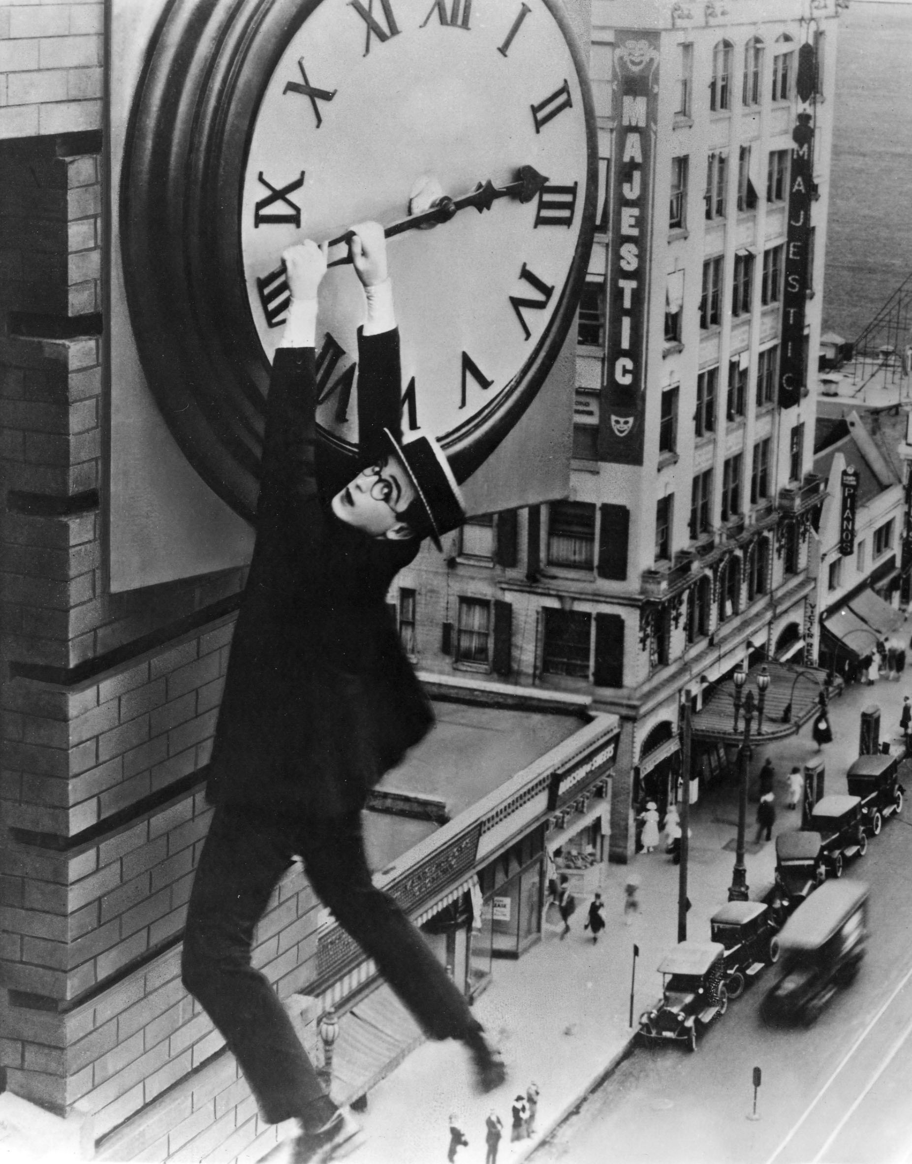 MAN IS THE MEASURE OF TIME