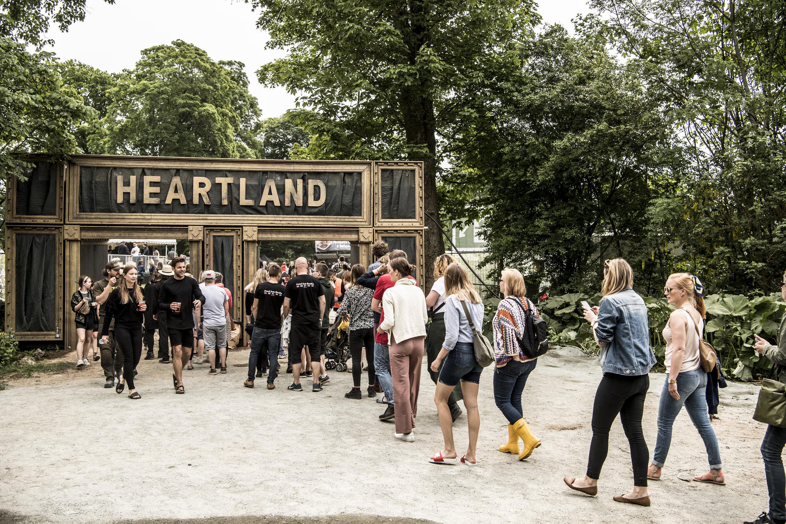 Heartland Festival, 2017. Photo by Morten Rygaard.