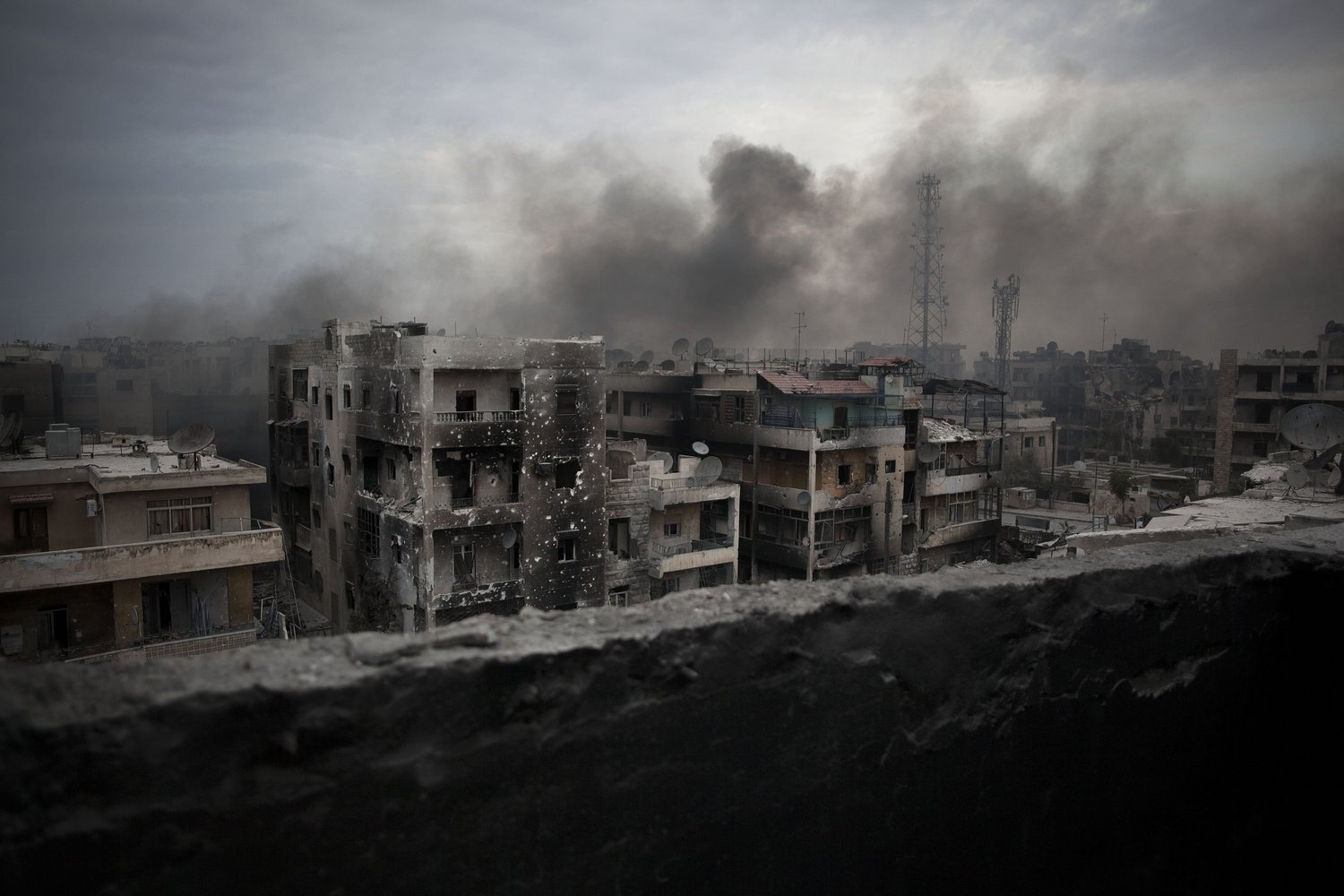 BREATHING LIFE INTO SYRIA: THE REVIVAL OF A WAR-TORN NATION