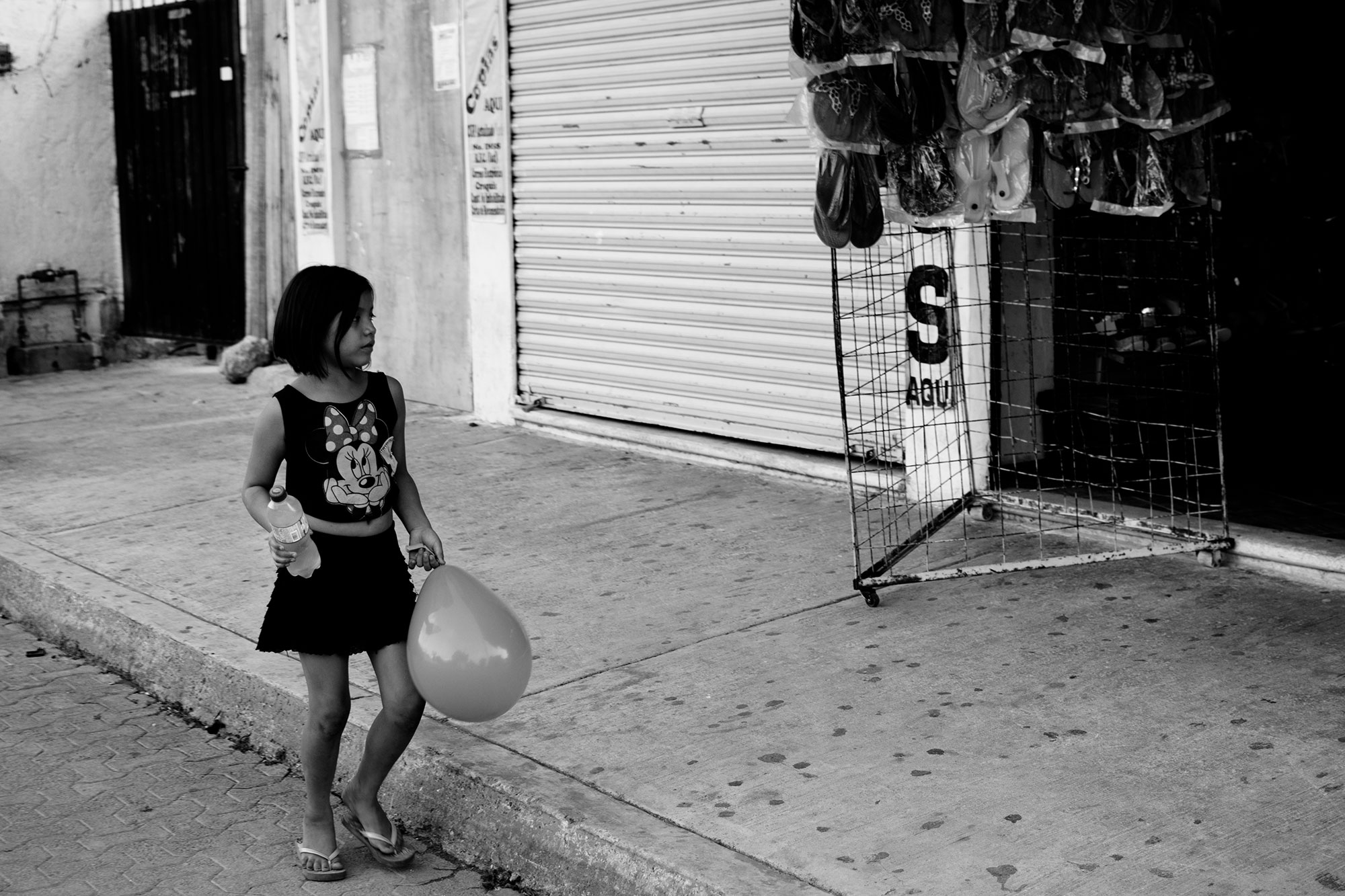 From the series ' La Lucha Sigue ', Mexico City, 2017.