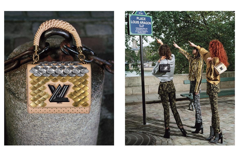 Louis Vuitton Series 6 SS17 campaign shot by Bruce Weber.