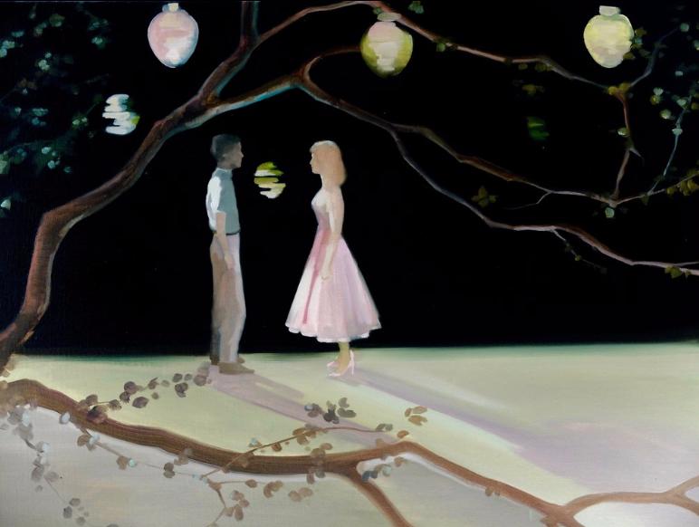 Picnic , 2015 by Grace O'Connor.