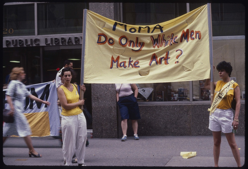 ANDY WARHOL AND THE GUERRILLA GIRLS: VISUAL LANGUAGES OF LIBERATION