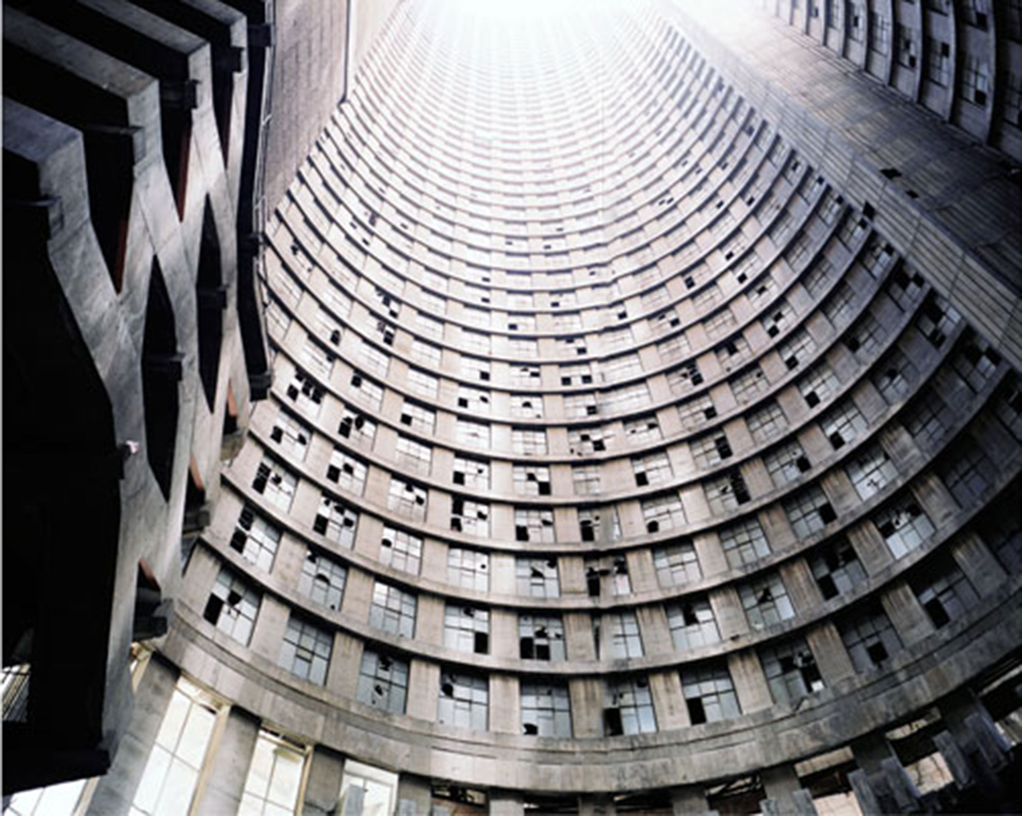 From the series Ponte City by Mikhael Subotzky.