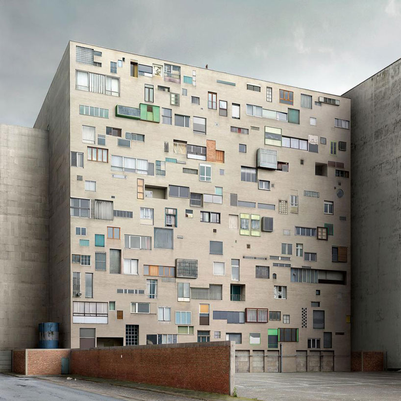 From the series  Fictions  by Filip Dujardin.