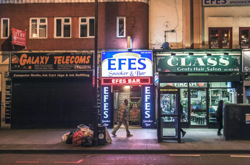 Dalston, London. Photo by Chris Bethell.