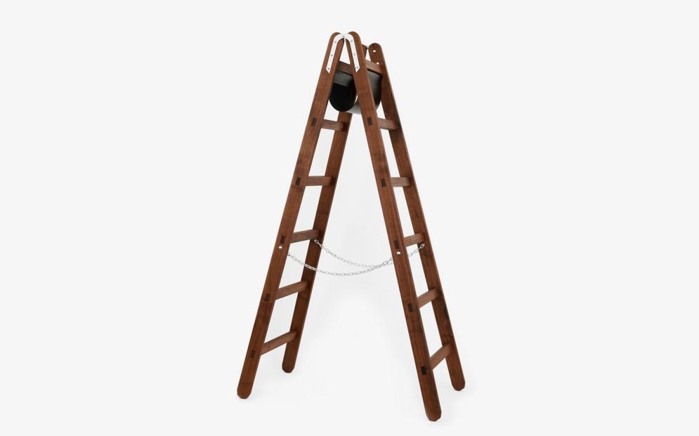 Wooden Ladder,  2015.