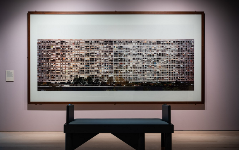 Paris, Montparnasse  by Andreas Gursky.