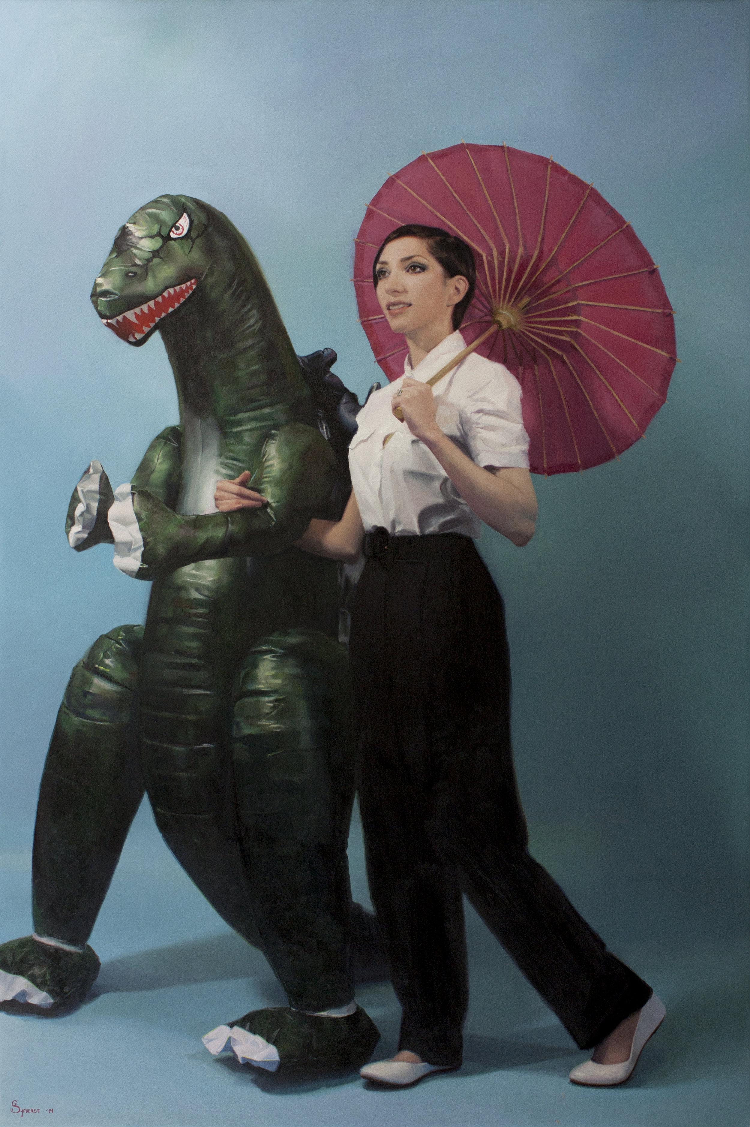 Godzilla , 2014.